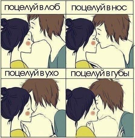 Картинка поцелуй меня в носик