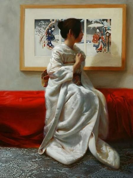 Джонатан Чжунгсук Ан (Jonathan Jungsu Ahn родился в 1977 году в Сеуле (Южная Корея), но вырос в Бостоне (штат Массачусетс, США). Его бабушка умела рисовать традиционными корейскими тушами и