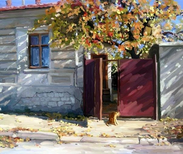 Художник Елена Юшина живёт в городе Симферополь, Россия. Сколько себя помнит, рисует. Любовь к искусству привила мама, которая окончила знаменитую «Гнесинку», преподавала теорию музыки и