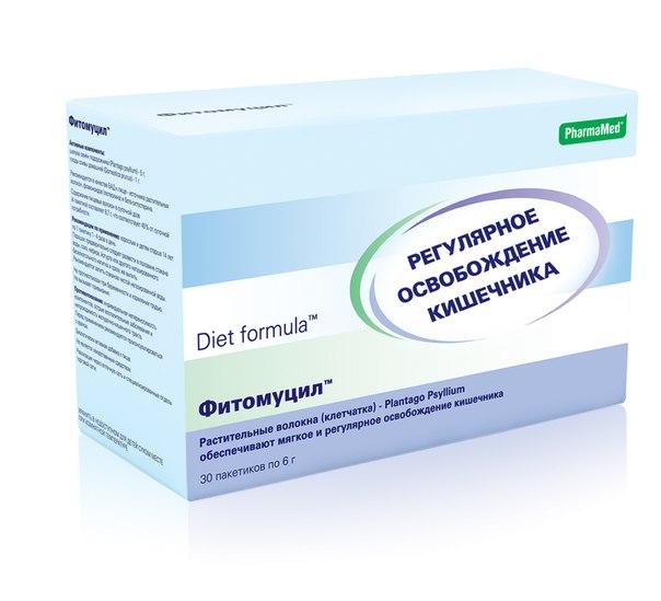 Диет формула фитомуцил 360
