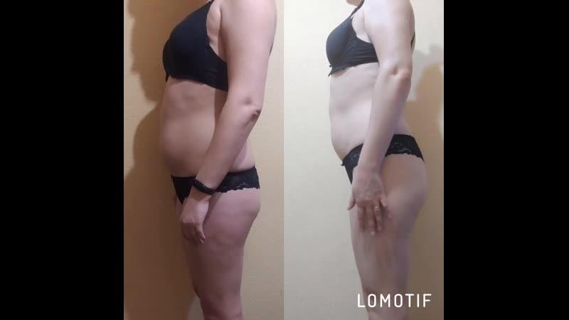 Видео тренинга по похудению