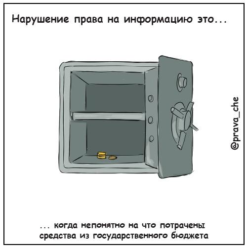 Право на доступ к информации, изображение №6