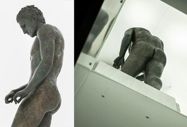 В конце июня Йоркширский музей в Великобритании запустил флешмоб (лучшая музейная попа , когда его сотрудники опубликовали в твиттере фотографию античной мраморной статуи.Вслед за ними эстафету