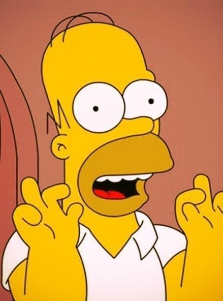 Гомер пускает слюни картинки