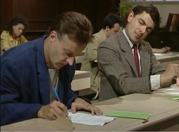 Экзамены учат нас лишь тому, как сдавать экзамены.