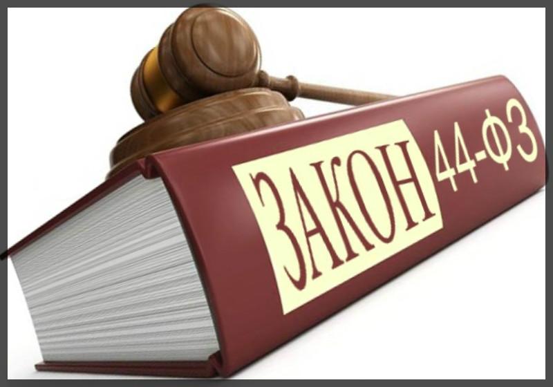 МЫ РАБОТАЕМ ПО 44-ФЗ
