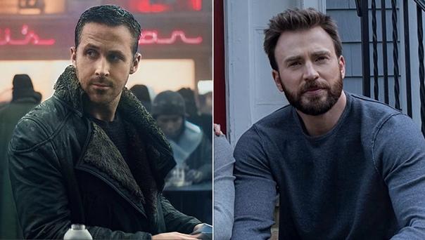 Крис Эванс и Райан Гослинг снимутся в самом масштабном фильме Netflix в истории