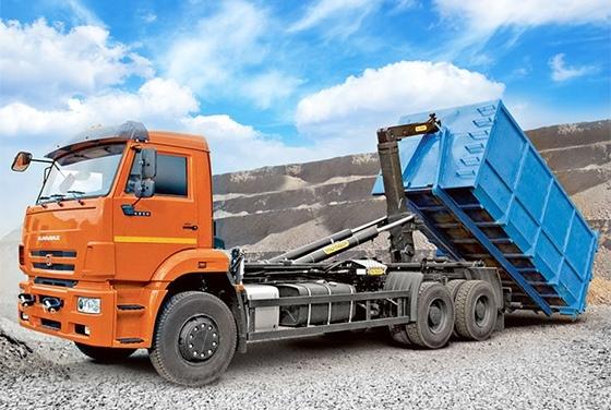 Мусорные контейнеры вывоз мусора в Химках