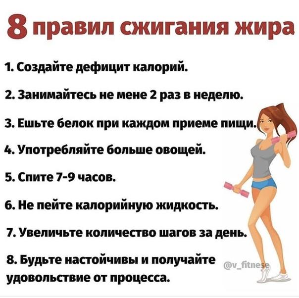 Похудение Простые Правила. Советы диетолога для быстрого похудения