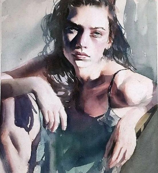 Маркос Намба Беккари родился в Бразилии в 1987 году Сам себя он называет художником-акварелистом и философом. Маркос Беккари пишет потрясающие картины, но никогда их не продаёт. Иногда некоторые