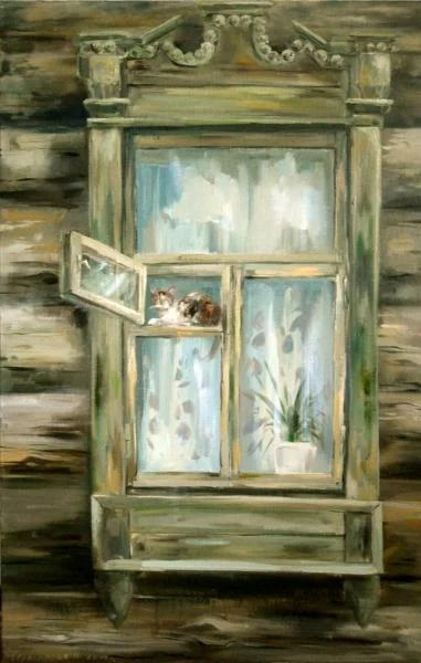 Молодая художница Герасимова Наталья Александровна В ее работах мы можем видеть и превосходные пейзажи, и нежные, или, наоборот, немного строгие натюрморты, и приятные глазу портреты, и