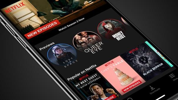 Netflix вводит возможность менять скорость просмотра