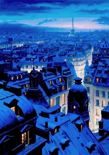 Евгений Лушпин «Художник сумерек». Когда мы говорим о творчестве Кинкейда, речь идет не о свете в буквальном смысле слова в конце-концов, и до него и после было множество картин с пейзажами,