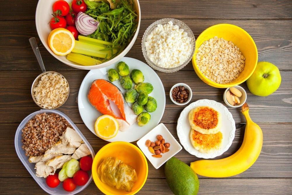 Правильное похудение и здоровое питание