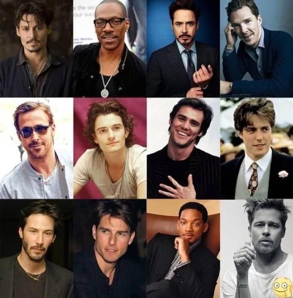На этой картинке все актеры без Оскара