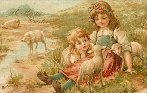 Неизвестная художница знаменитых открыток: Фрэнсис Брандейдж и ее очаровательные персонажи Ее работы знакомы каждой поклоннице декупажа и не только. Очаровательные ангелочки, девушки с высокими