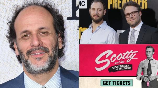 Лука Гуаданьино и Сет Роген готовят фильм о бисексуальной эскорт-легенде Золотого века Голливуда