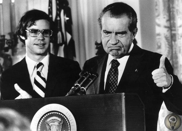 Ричард Никсон: политическая карьера и скандальная отставка
