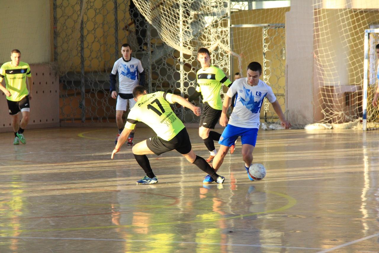 Первенство города Ирбита по мини-футболу