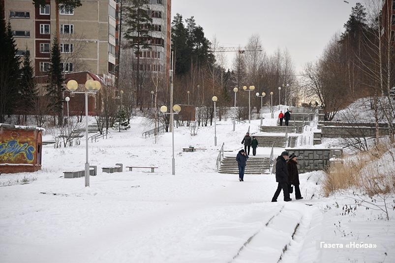 Большие планы благоустройства на 2020-й в Новоуральске