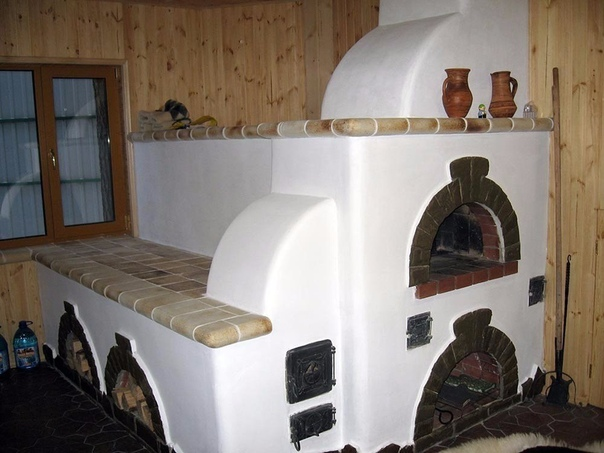 Печь - красавица
