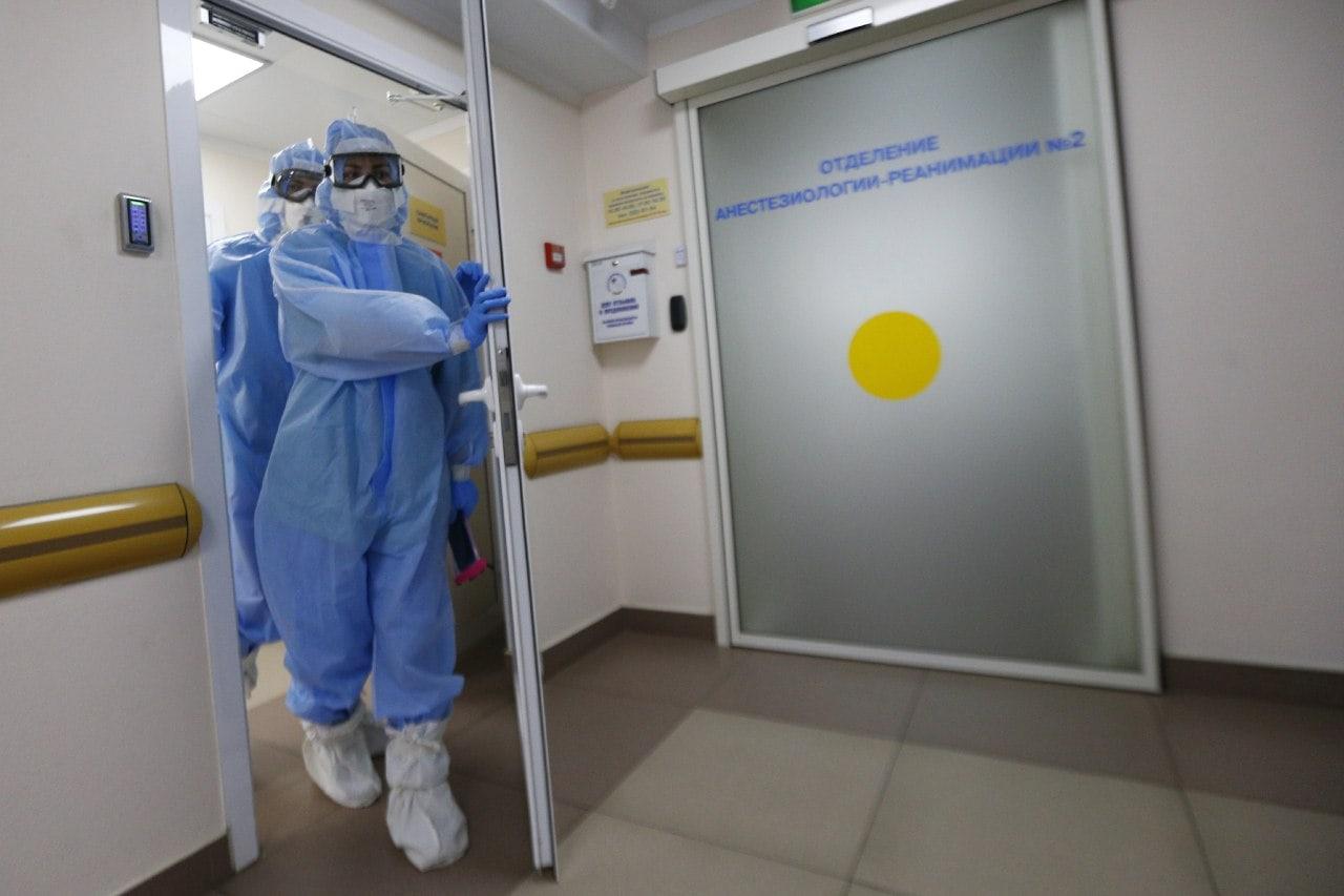 В Краснодарском крае скончались 17 человек с диагностированным...
