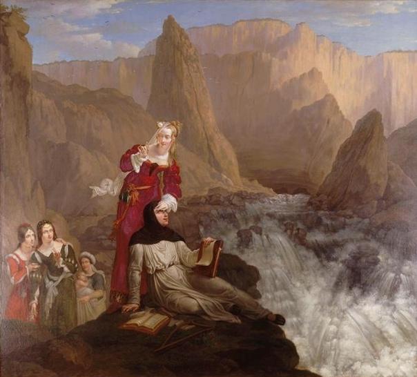 Ориентализм Филиппа Жака Ван Бри Ориентализмом называют целый комплекс идей, образов и техник, которые складывались в творчестве западноевропейских художников XIXXX веков под воздействием легенд