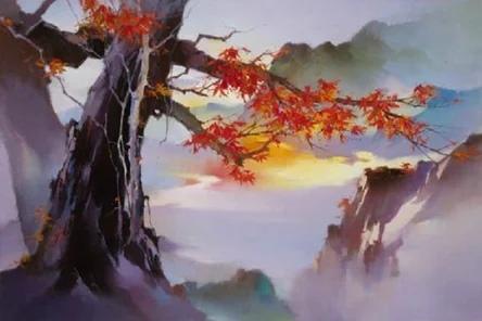 Творчество Хонг Леунг действительно арт терапия. Он родился в средине знойного мая, в 1933 году, в провинции Гонконга и показал нам наглядно, что наш мир прекрасен. Предлагаем Вашему вниманию