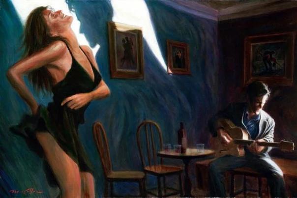 Марк Келлер  американский живописец из Сан-Франциско, который выбрал для себя классическое направление в живописи