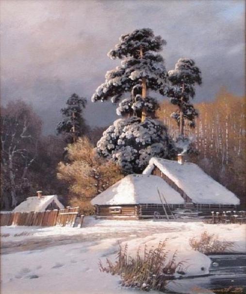 Художник Колпашников Дмитрий Родился 1964г.