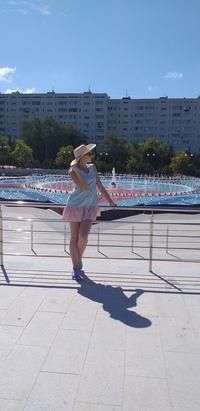 Рисунок профиля (Ирина Потоловская)