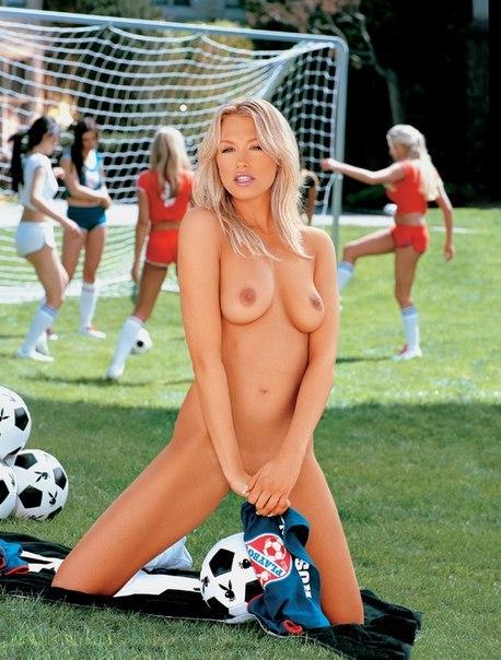 Nude Brazilian Women Soccer Team