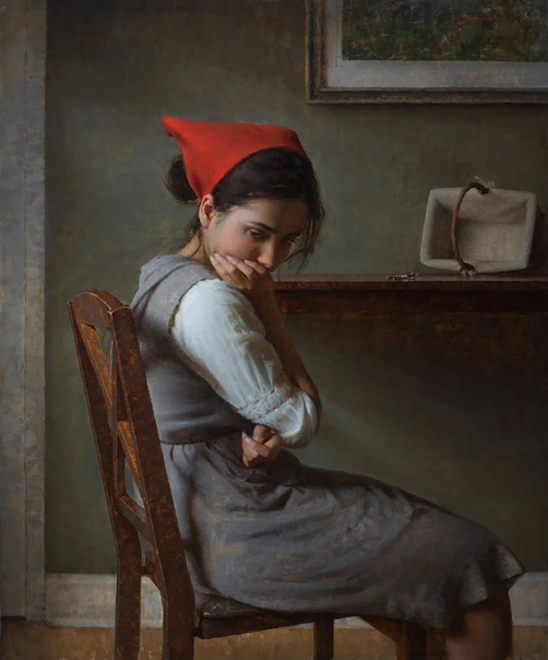 Алекс Венеция - художник-самоучка из США Его работы написаны в классических традициях старых мастеров. Алекс Венеция (Alex Venezia) родился в 1993 году в Вирджинии-Бич, штат Вирджиния. В
